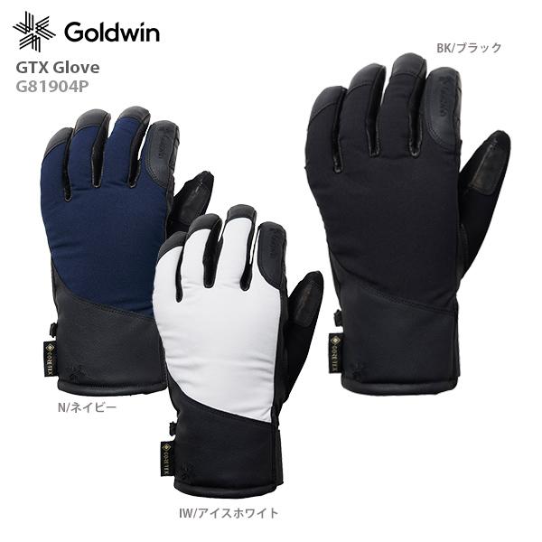GOLDWIN ゴールドウィン スキーグローブ 2020 GTX Glove G81904P 19-20 NEWモデル