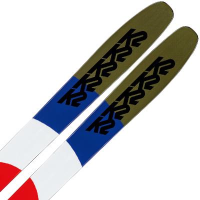 K2 ケーツー スキー板 2020 MARKSMAN マークスマン + 18 GRIFFON 13 ID WH 金具付き・取付送料無料 19-20 NEWモデル
