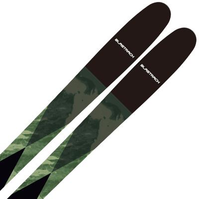BLASTRACK ブラストラック スキー板 2020 VERSANT ヴァーサント + 19 ATTACK2 13 GW BK金具付き・取付送料無料 19-20 NEWモデル