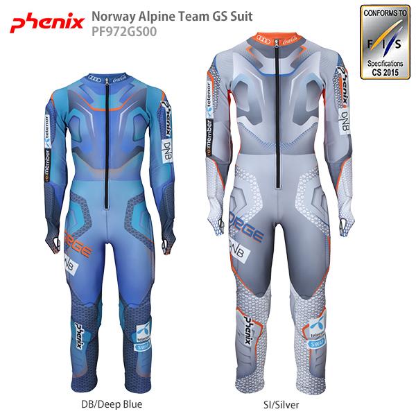 PHENIX フェニックス スキー ワンピース 2020 Norway Alpine Team GS Suit PF972GS00【FIS対応】 19-20 〔SA〕