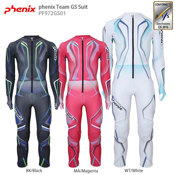 【19-20 NEWモデル】PHENIX〔フェニックス スキー ワンピース〕<2020>phenix Team GS Suit PF972GS01【FIS対応】