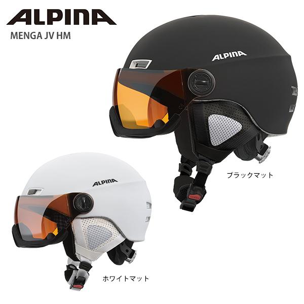 【19-20 NEWモデル NEWモデル 予約受付中【19-20】ALPINA〔アルピナ JV スキーヘルメット〕<2020>MENGA JV HM【送料無料】, 阿武町:ad62b28c --- officewill.xsrv.jp