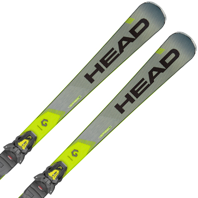 HEAD ヘッド スキー板 2020 SUPERSHAPE I.SPEED スーパーシェイプ I スピード + MF PR Base + PRD 12 GW 金具付き・取付送料無料 19-20 NEWモデル
