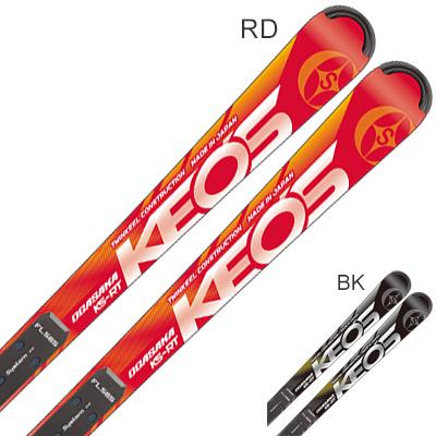 OGASAKA オガサカ スキー板 2020 KEO'S ケオッズ KS-RT + FL585 板とプレートのみ 送料無料 19-20 NEWモデル