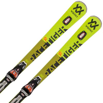 【最安値に挑戦中】VOLKL フォルクル スキー板 2020 RACETIGER SL DEMO レースタイガー SL デモ + rMOTION2 12 GW black red 19-20 NEWモデル