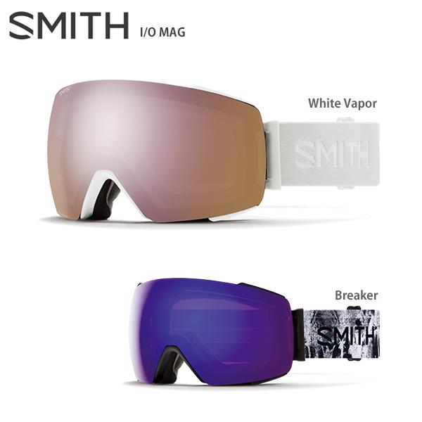 【19-20 NEWモデル】SMITH 〔スミス スキーゴーグル〕<2020>I/O MAG〔アイオーマグ〕【送料無料】