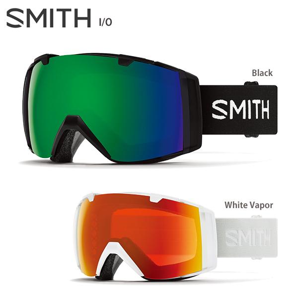 SMITH スミス スキーゴーグル 2020 I/O アイオー 送料無料 19-20 NEWモデル