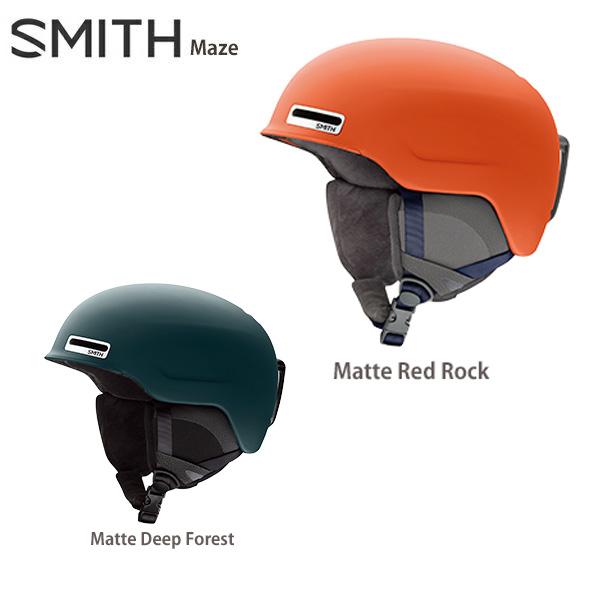 【19-20 NEWモデル】SMITH〔スミス スキーヘルメット〕<2020>Maze〔メイズ〕【ASIAN FIT】