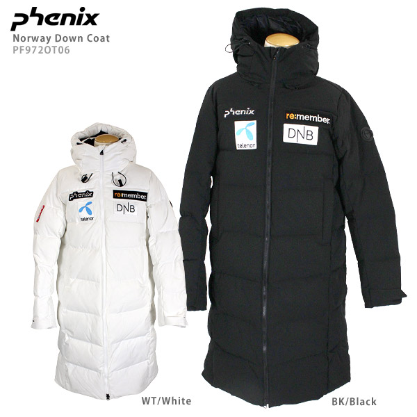 【2万円以上で送料無料・代引手数料無料!】 PHENIX〔フェニックス ダウンコート〕<2020>Norway Down Coat PF972OT06