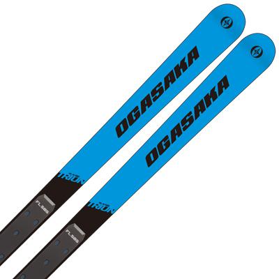 OGASAKA オガサカ スキー板 2020 TRIUN トライアン GS-M + FL585 + 20 XCELL 12.0 WH/BK/RD 金具付き・取付送料無料 19-20 NEWモデル