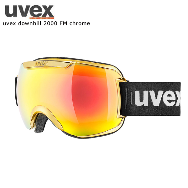 UVEX〔ウベックス スキーゴーグル〕<2020>uvex downhill 2000 FM chrome