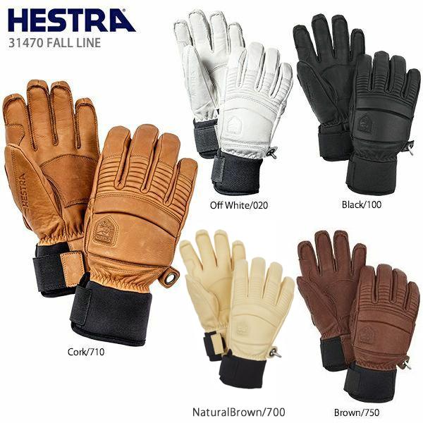 HESTRA ヘストラ スキーグローブ 2020 31470 FALL LINE フォールライン 19-20 NEWモデル