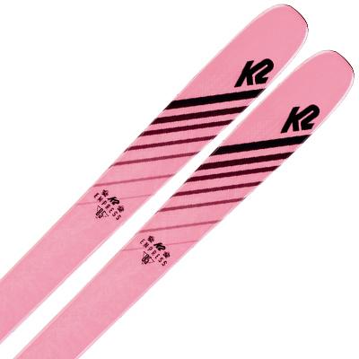 K2 ケーツー レディーススキー板 2020 EMPRESS エンプレス + 18 GRIFFON 13 ID WH 19-20 ビンディング セット 取付無料