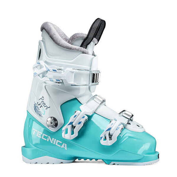【19-20 NEWモデル】TECNICA 〔テクニカ ジュニア キッズ スキーブーツ〕<2020>JT 3 PEARL〔LIGHT BLUE〕