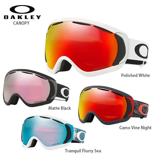 【エントリでP10&初売りセール!】OAKLEY〔オークリー スキーゴーグル〕<2019>CANOPY