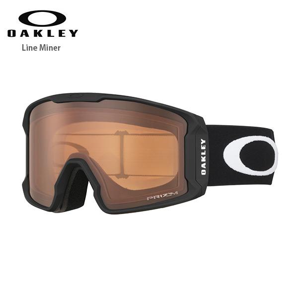 OAKLEY〔オークリー スキーゴーグル〕<2020>Line Miner