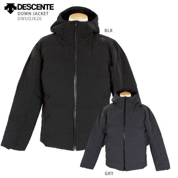 DESCENTE〔デサント スキーウェア ジャケット〕<2020>DOWN JACKET/DWUOJK20 送料無料 19-20 NEWモデル