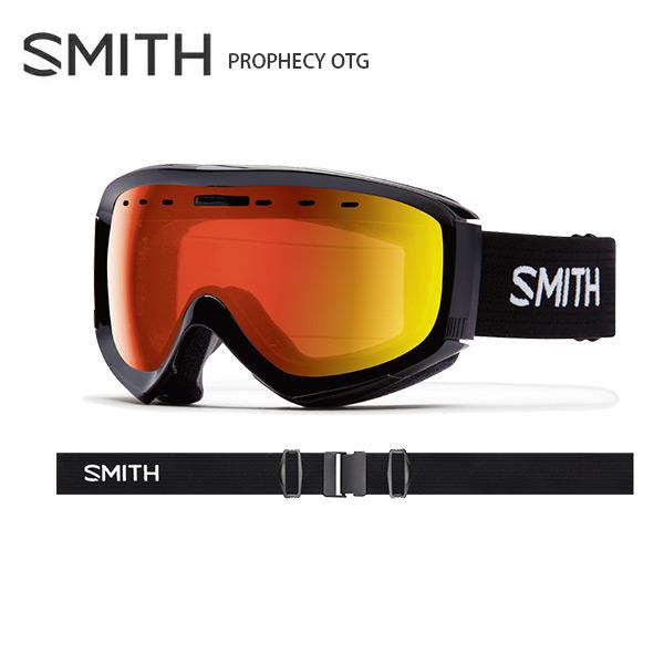 SMITH 〔スミス スキーゴーグル〕<2020>PROPHECY OTG【眼鏡・メガネ対応ゴーグル】