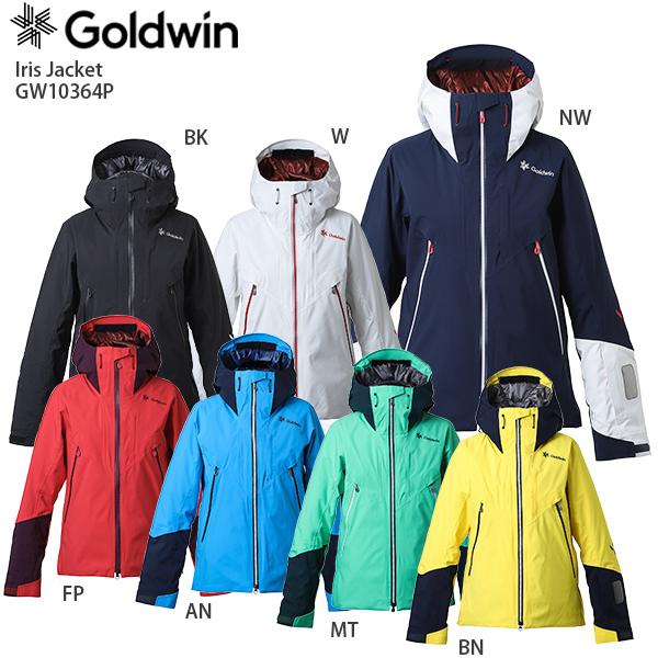 GOLDWIN ゴールドウィン スキーウェア レディース ジャケット <2021>GW10364P Iris Jacket アイリスジャケット 【MUJI】 NEWモデル