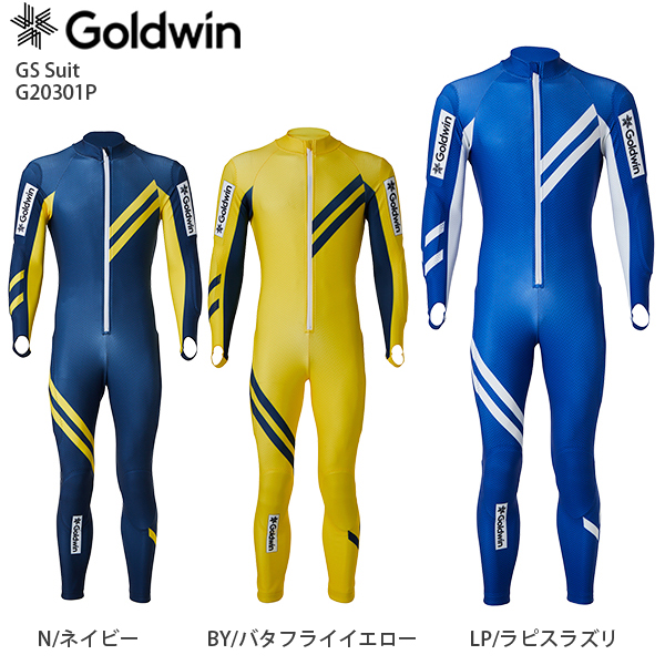 GOLDWIN ゴールドウィン スキー ワンピース <2021>G20301P GS Suit GSスーツ NEWモデル
