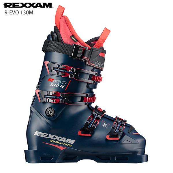 REXXAM レクザム スキーブーツ <2021>R-EVO 130M R エヴォ 130M NEWモデル