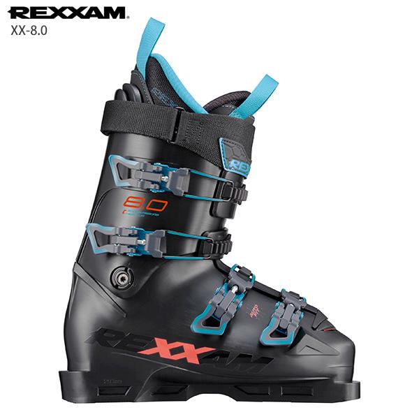 REXXAM レクザム スキーブーツ <2021>XX-8.0 クロス 8.0 NEWモデル