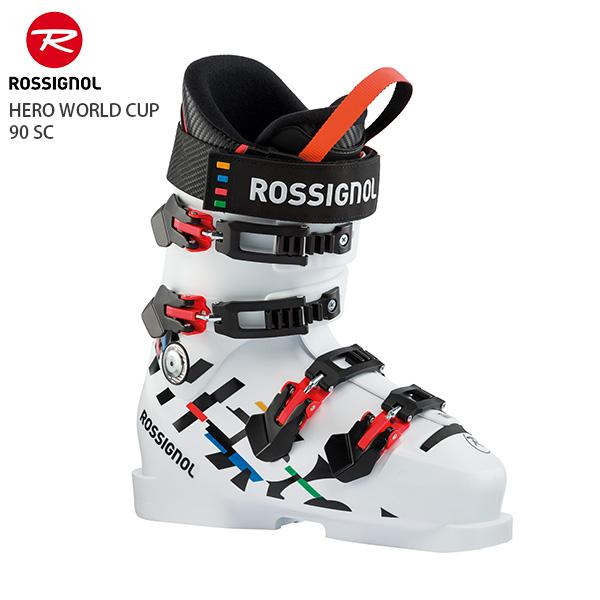 ROSSIGNOL ロシニョール スキーブーツ <2021>HERO WORLD CUP 90 SC NEWモデル
