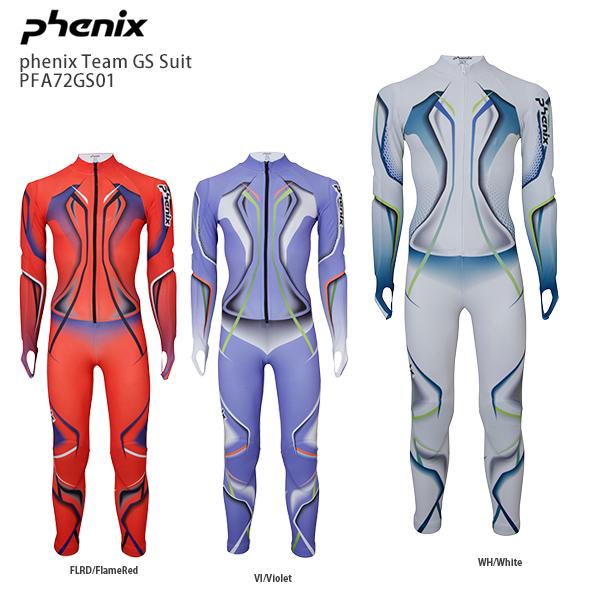 PHENIX フェニックス スキー ワンピース <2021>PFA72GS01 phenix Team GS Suit フェニックスチーム GSスーツ 【FIS対応】 NEWモデル