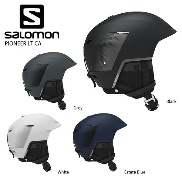 2020-2021 20 21 新作 モデル着用 注目アイテム 最新 NEWモデル スノー ヘルメット SALOMON 豊富な品 CA 20-21 2021 スノーボード PIONEER LT スキー サロモン パイオニア