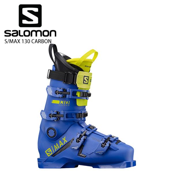 SALOMON サロモン スキーブーツ <2021> S/MAX 130 CARBON NEWモデル