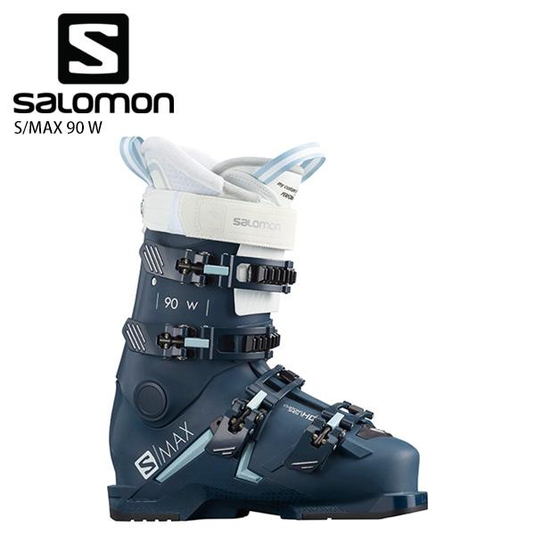 SALOMON サロモン レディース スキーブーツ <2021> S/MAX 90 W NEWモデル