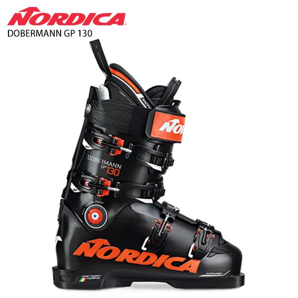 早期予約受付中 NORDICA ノルディカ スキーブーツ <2021> DOBERMANN GP 130〔ドーベルマン GP 130〕