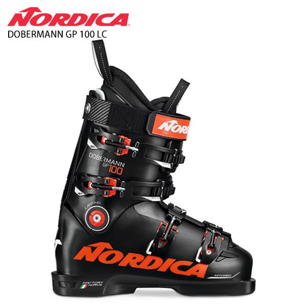 NORDICA ノルディカ スキーブーツ <2021> DOBERMANN GP 100 LC ドーベルマン GP 100 LC NEWモデル