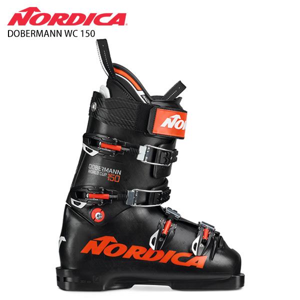 NORDICA ノルディカ スキーブーツ <2021> DOBERMANN WC 150 ドーベルマン WC 150