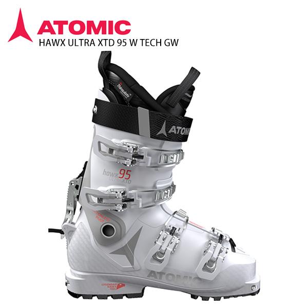 早期予約受付中 ATOMIC アトミック スキーブーツ <2021> HAWX ULTRA XTD 95 W TECH GW〔ホークス ウルトラ XTD 95 W TECH GW〕