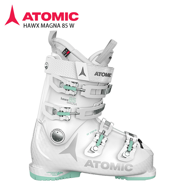 【39ショップ限定!エントリーでP3倍 8/24 9:59まで】ATOMIC アトミック レディース スキーブーツ <2021> HAWX MAGNA 85 W ホークス マグナ 85 W 20-21 NEWモデル レディース