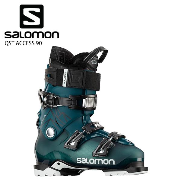 【39ショップ限定!エントリーでP3倍 8/24 9:59まで】SALOMON サロモン スキーブーツ <2021> QST ACCESS 90 20-21 NEWモデル メンズ レディース