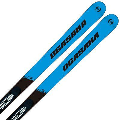 2019-2020 旧モデル GS レーシング 競技 大回転 大回り 限定タイムセール スキー 板 金具付き OGASAKA 信憑 オガサカ スキー板 2020 TRIUN ビンディング XCELL + BK 12.0 WH トライアン セット 19-20 RD FM-585 G-30 取付無料 20