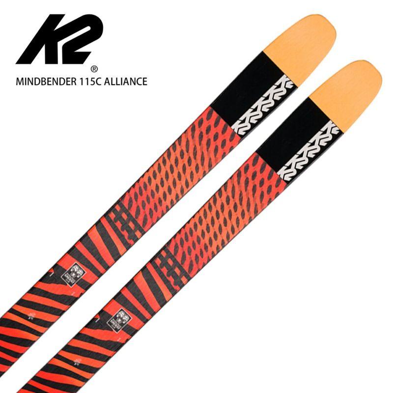 K2 ケーツー スキー板 <2022> MINDBENDER 115C ALLIANCE【2021-2022早期予約】
