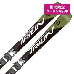OGASAKA〔オガサカ ジュニアスキー板〕<2018>TRIUN〔トライアン〕G-Junior + SLR 7.5AC【金具付き・取付送料無料】