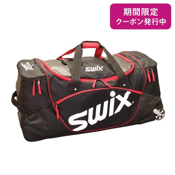 19-20 SWIX〔スウィックス キャスター付バッグ〕<2020>SW24〔ラージカーゴダッフル〕
