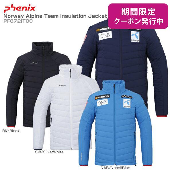 PHENIX〔フェニックス ミドルレイヤー〕<2019>Norway Alpine Team Insulation Jacket PF872IT00 スキー スノーボード