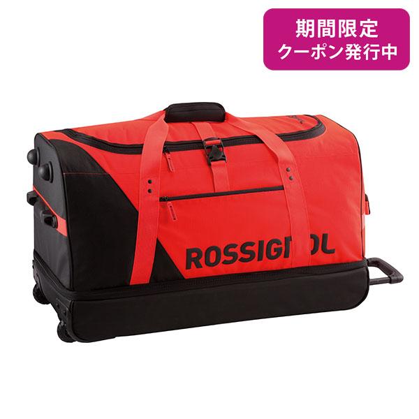 【19-20 NEWモデル】ROSSIGNOL〔ロシニョール キャスター付バッグ〕<2020>HERO EXPLORER RKHB110