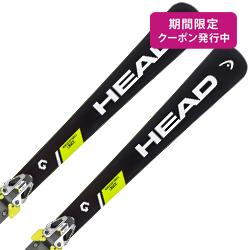 HEAD〔ヘッド スキー板〕<2019>WORLDCUP REBELS I.RACE + FREEFLEX EVO 11【金具付き・取付送料無料】〔SA〕WC【TN1】