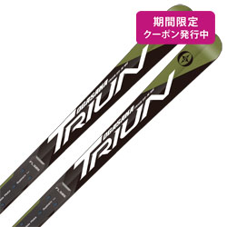 OGASAKA〔オガサカ スキー板〕<2018>TRIUN〔トライアン〕GS-M + FL585 + <17>RACE 16 pd.rd/wh【金具付き・取付送料無料】
