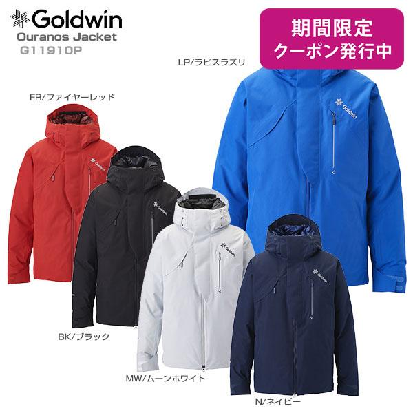 【19-20 NEWモデル】GOLDWIN〔ゴールドウィン スキーウェア ジャケット〕<2020>Ouranos Jacket G11910P【GORE-TEX】【F】【送料無料】