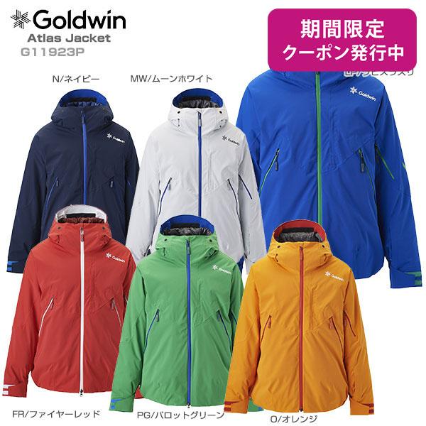 【19-20 NEWモデル】GOLDWIN〔ゴールドウィン スキーウェア ジャケット〕<2020>Atlas Jacket G11923P【送料無料】