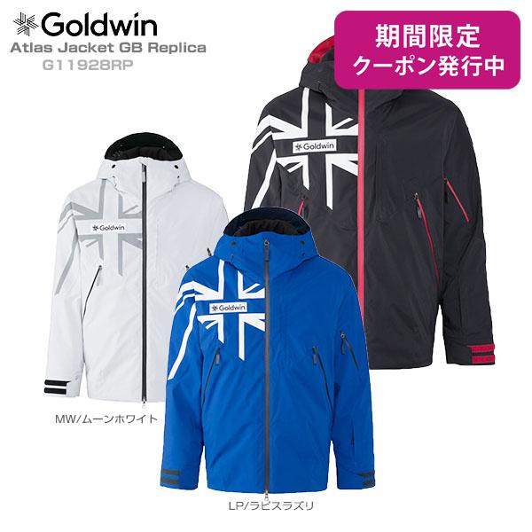 【19-20 NEWモデル】GOLDWIN〔ゴールドウィン スキーウェア ジャケット〕<2020>Atlas Jacket GB Replica G11928RP【F】【送料無料】