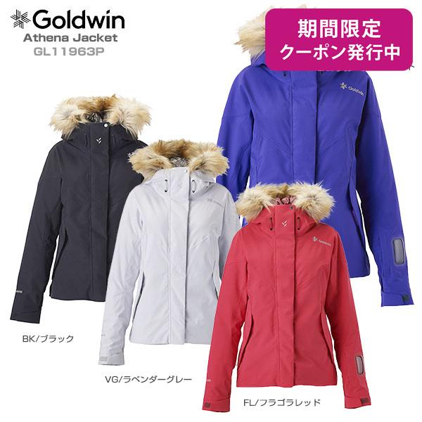 【19-20 NEWモデル】GOLDWIN〔ゴールドウィン スキーウェア レディース ジャケット〕<2020>Athena Jacket GL11963P【GORE-TEX】【技術選着用モデル】【F】【送料無料】