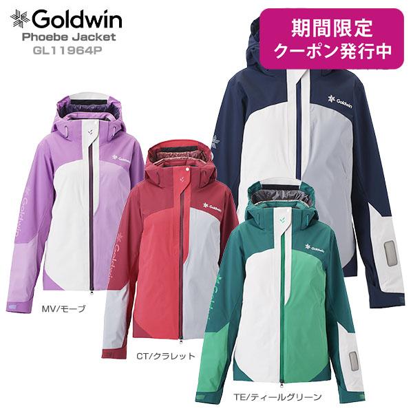 【19-20 NEWモデル】GOLDWIN〔ゴールドウィン スキーウェア レディース ジャケット〕<2020>Phoebe Jacket GL11964P【F】【送料無料】